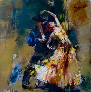 Бальные танцы в Москве