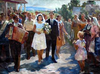 Фасоны свадебного платья