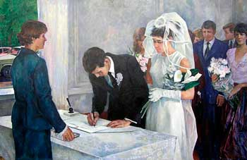 Как оформлять приглашение на свадьбу