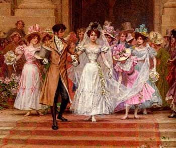 Организация свадьбы. Выбор свадебного букета