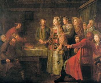 Время свадеб в Казани